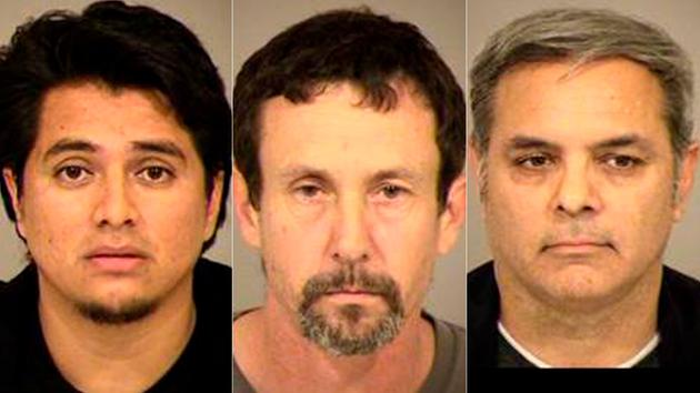 3 Arrested In Sex Predator Sting Operation In Ventura After Detectives Pose As Teens In Online Chat Rooms